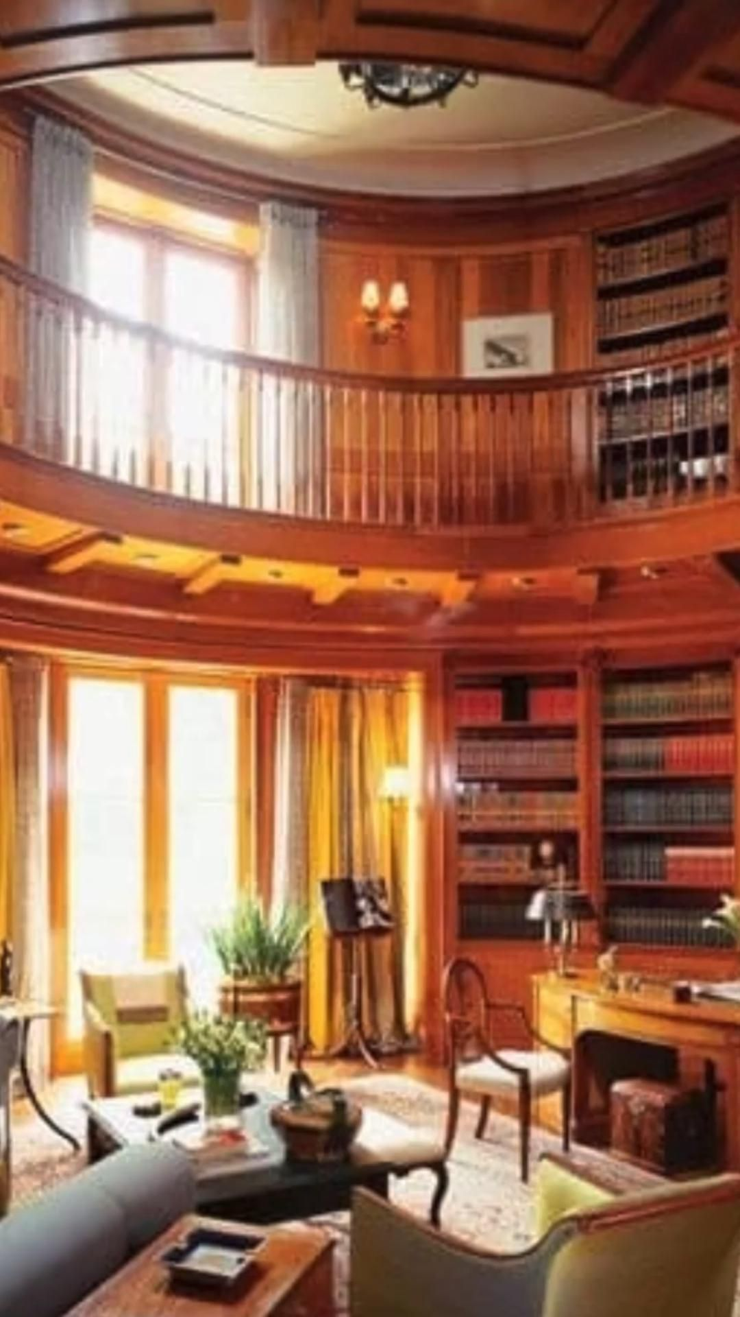 Photo of HOME LIBRARY IDEAS