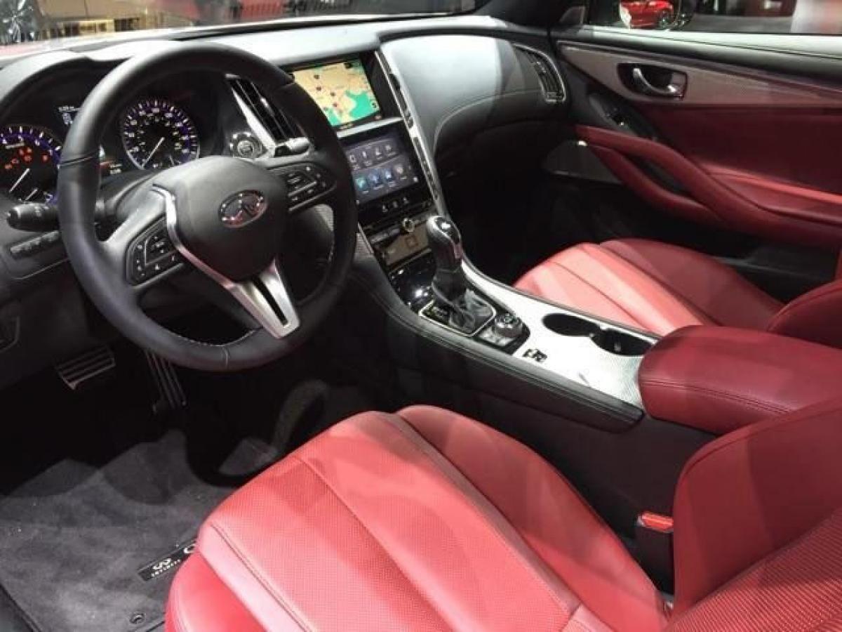 Infiniti q60 red sport 400 interior cars k pinterest - Infiniti g37 red interior for sale ...
