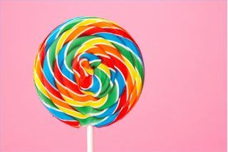 lollipops will make you fat