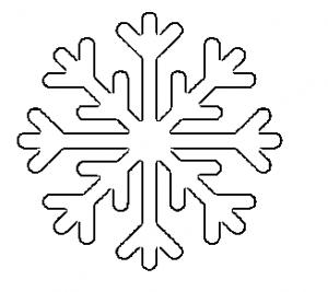 Free Printable Snowflake Templates Large Small Stencil Patterns Snowflake Template Snowflake Coloring Pages Printable Snowflake Template