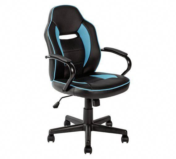 bean bag gaming chair argos norwalk sofa and buy home mid back office blue black chairs gamingchair