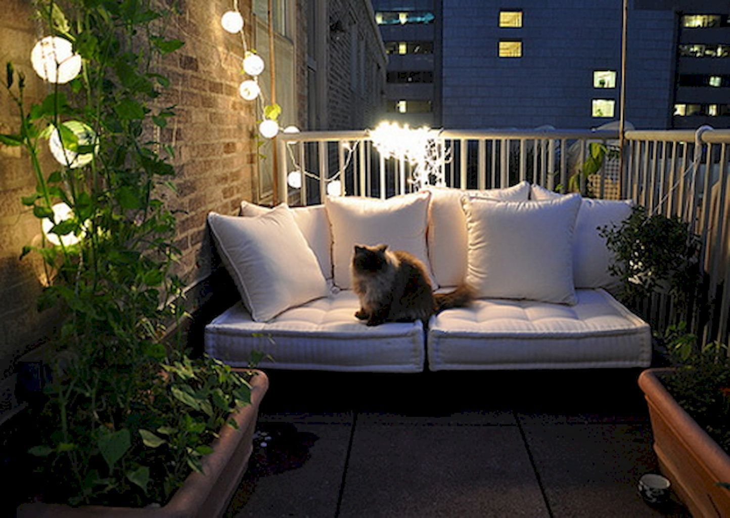 Small Balcony Decorating Ideas On A Budget 51