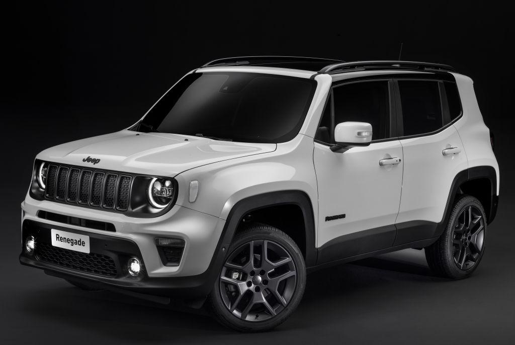 Jeep Renegade S (BU) '2019 Dirigindo