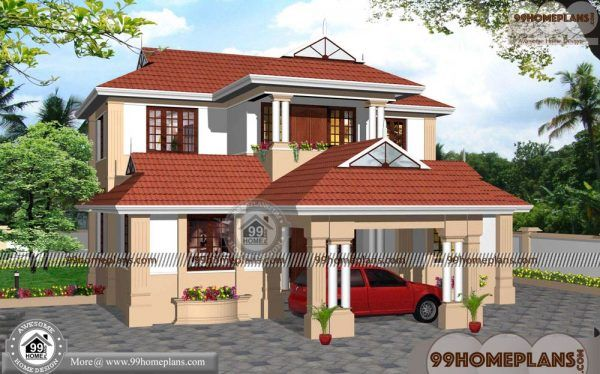 Indian house design   two story simple online also rh pinterest