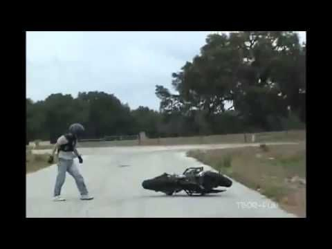 The motor accidents are funniest and most frighful  When seeing this vdieo, you will start to suprrise due unbelievable falls and sometimes it make you laugh