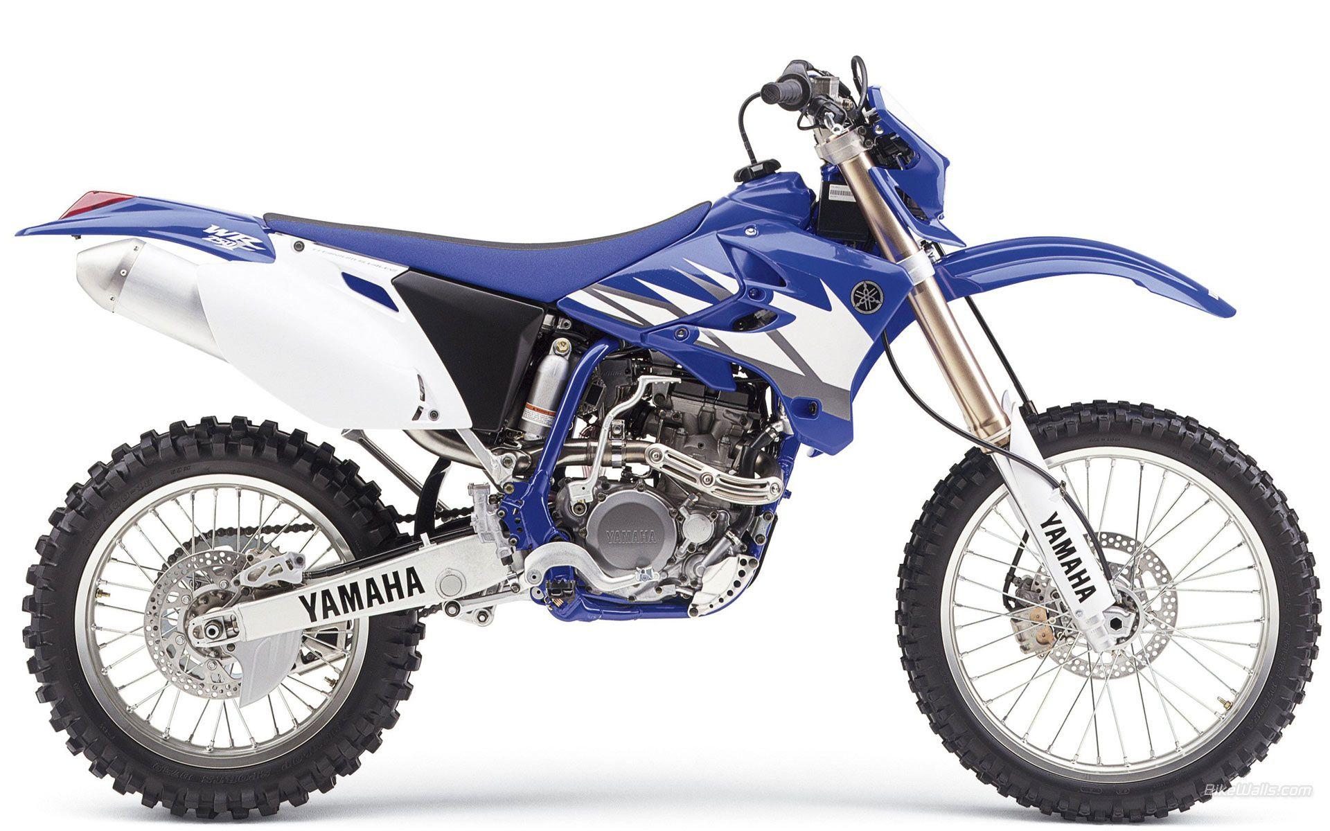 Yamaha Wr 250 F Motocroos Motocros Motocicletas