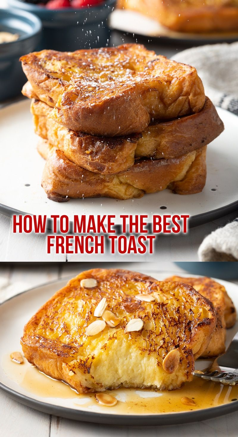 Photo of How To Make The BEST French Toast (Pain Perdu) – A Spicy Perspective