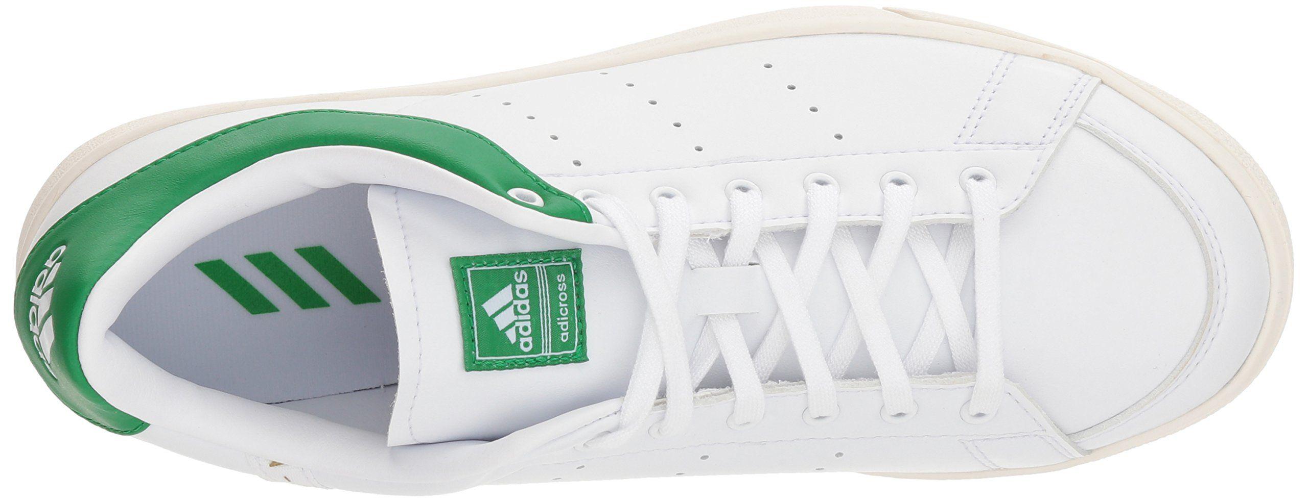 Excéntrico apoyo modo  adidas UnisexKids Jr. Adicross Classic Golf Shoe Ftwr White/Ftwr White/Green  5 Medium US Little Kid * You can find mo…   Classic golf, Golf shoes, Adidas  kids shoes