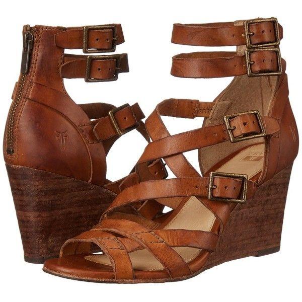 Ladies Aztec Print Wedge High Heel Womens Strappy Sandals Shoe Sizes 4 5 6 7