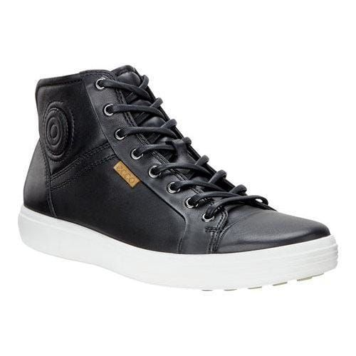 05a9f23e213 Men's Ecco Soft VII Boot Leather/Nubuck | Products | Shoes, High top ...