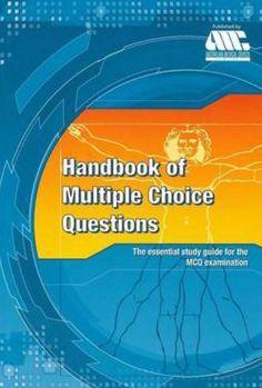 AMC Handbook of Multiple Choice Questions PDF | Medicine
