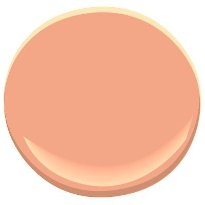 Tangerine Paint Color sausalito sunset 074 paint - benjamin moore sausalito sunset paint
