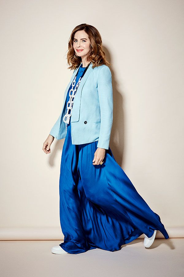 U0026 39 Wear What Makes You Happy U0026 39  Trinny Woodall U0026 39 S Ultimate Guide To Ageless Dressing