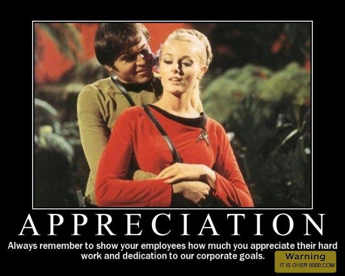 ROFL!!! Appreciation