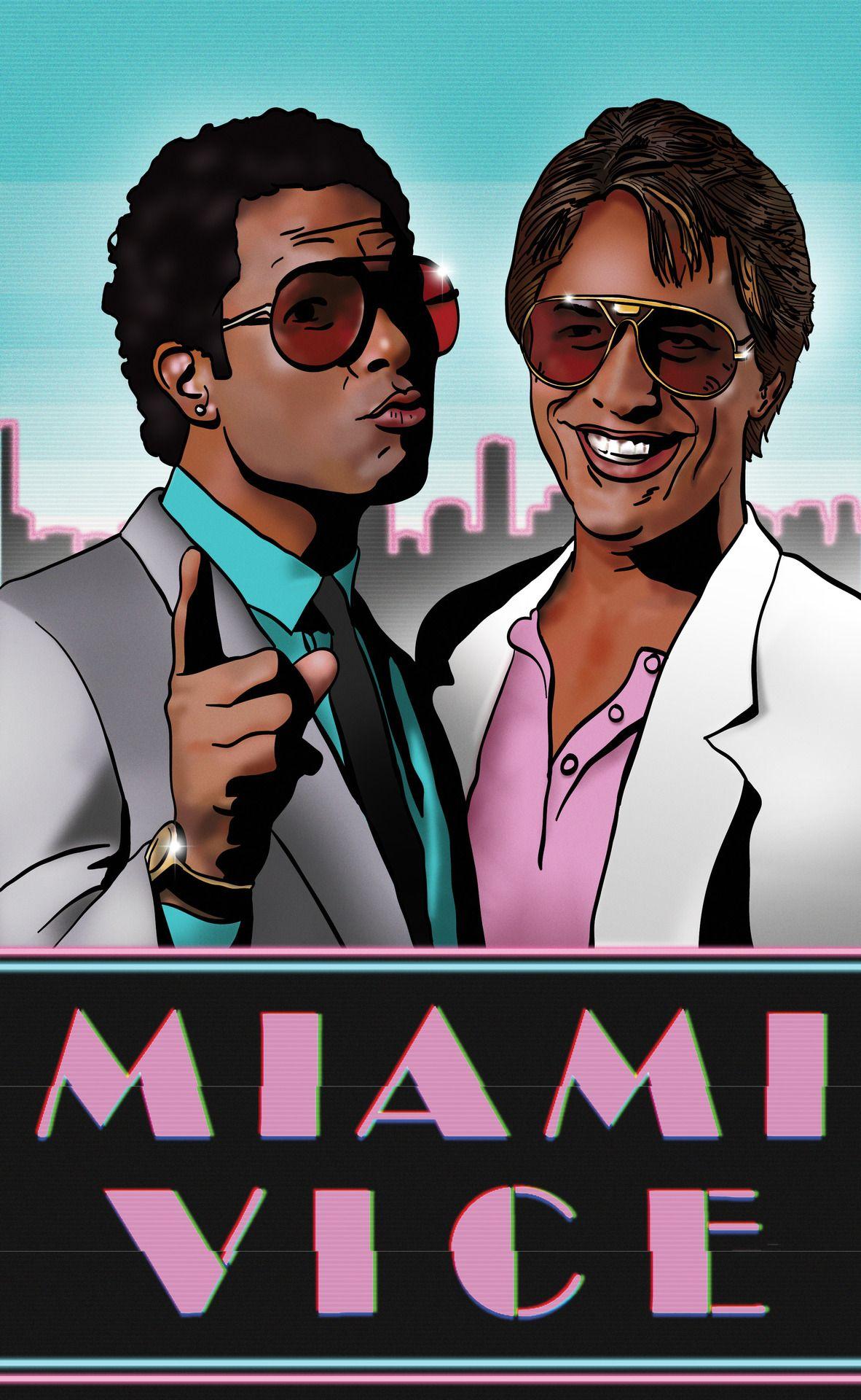 Miami Vice By Akber Ahmed Miami Vice Miami Don Johnson