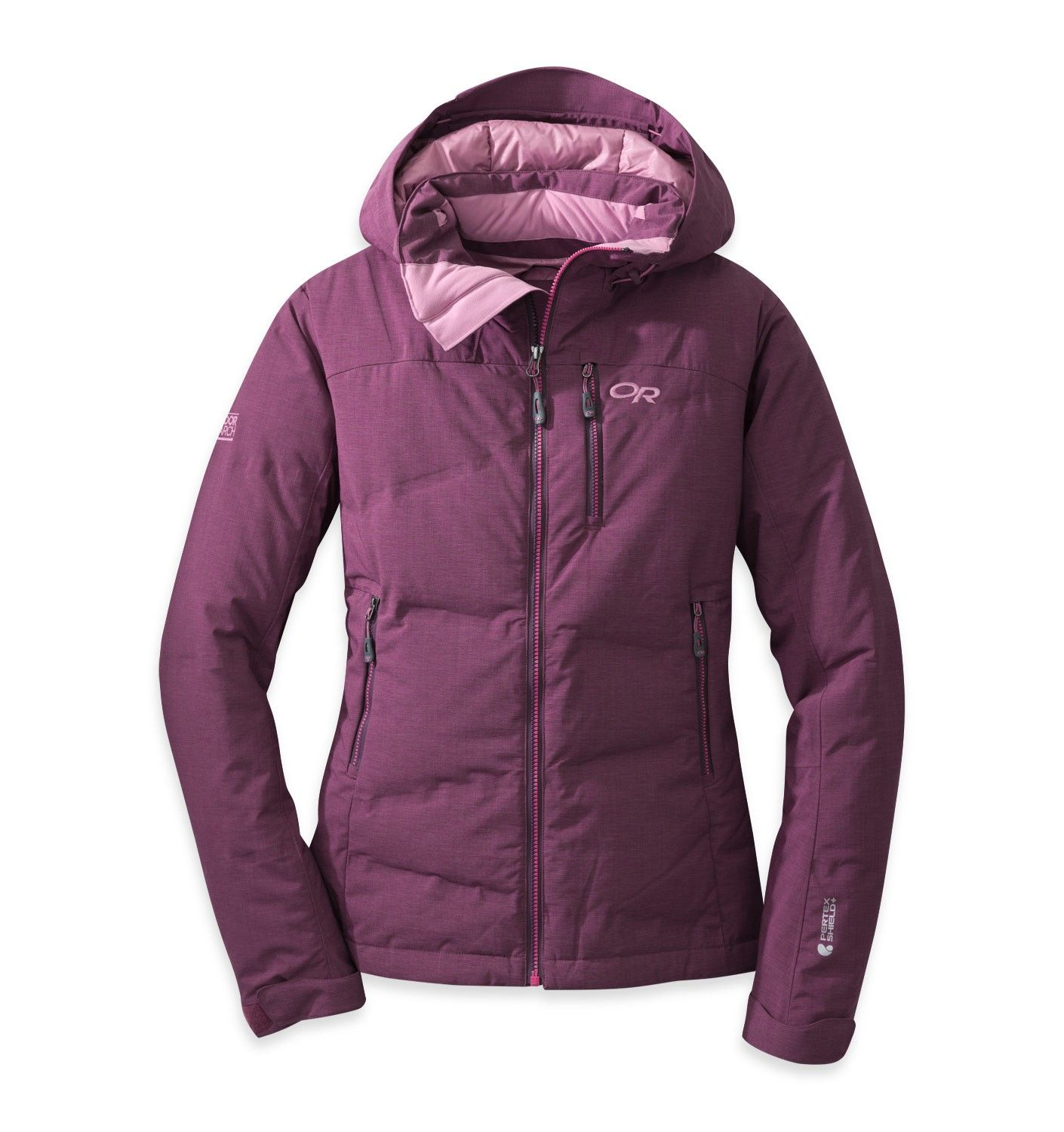 Women's Stormbound Jacket™ - Down & Synthetic - Women's | Outdoor Research | Designed By Adventure | Outdoor Clothing & Gear