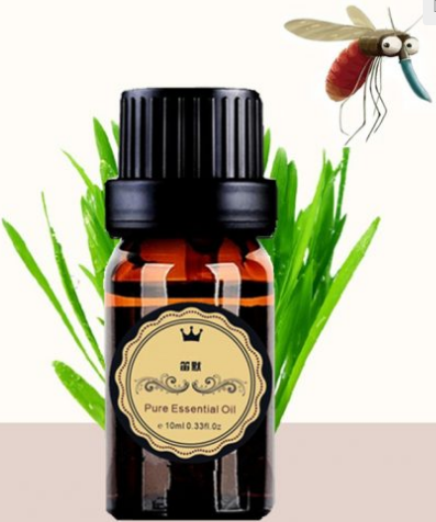 Pure Essential Citronella Oil for Mosquitoes, Bed Bugs