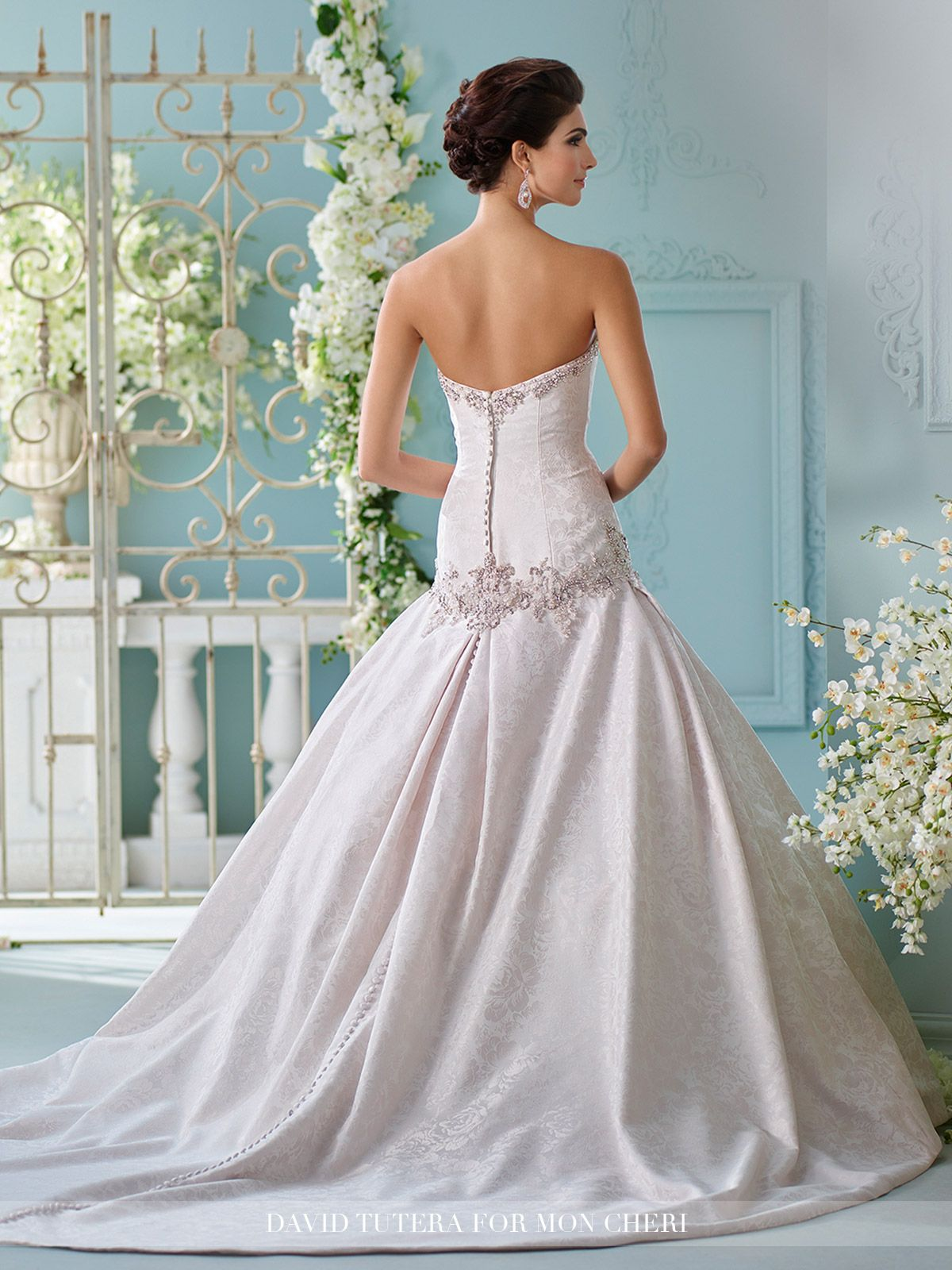 Unique wedding dresses fall martin thornburg pinterest