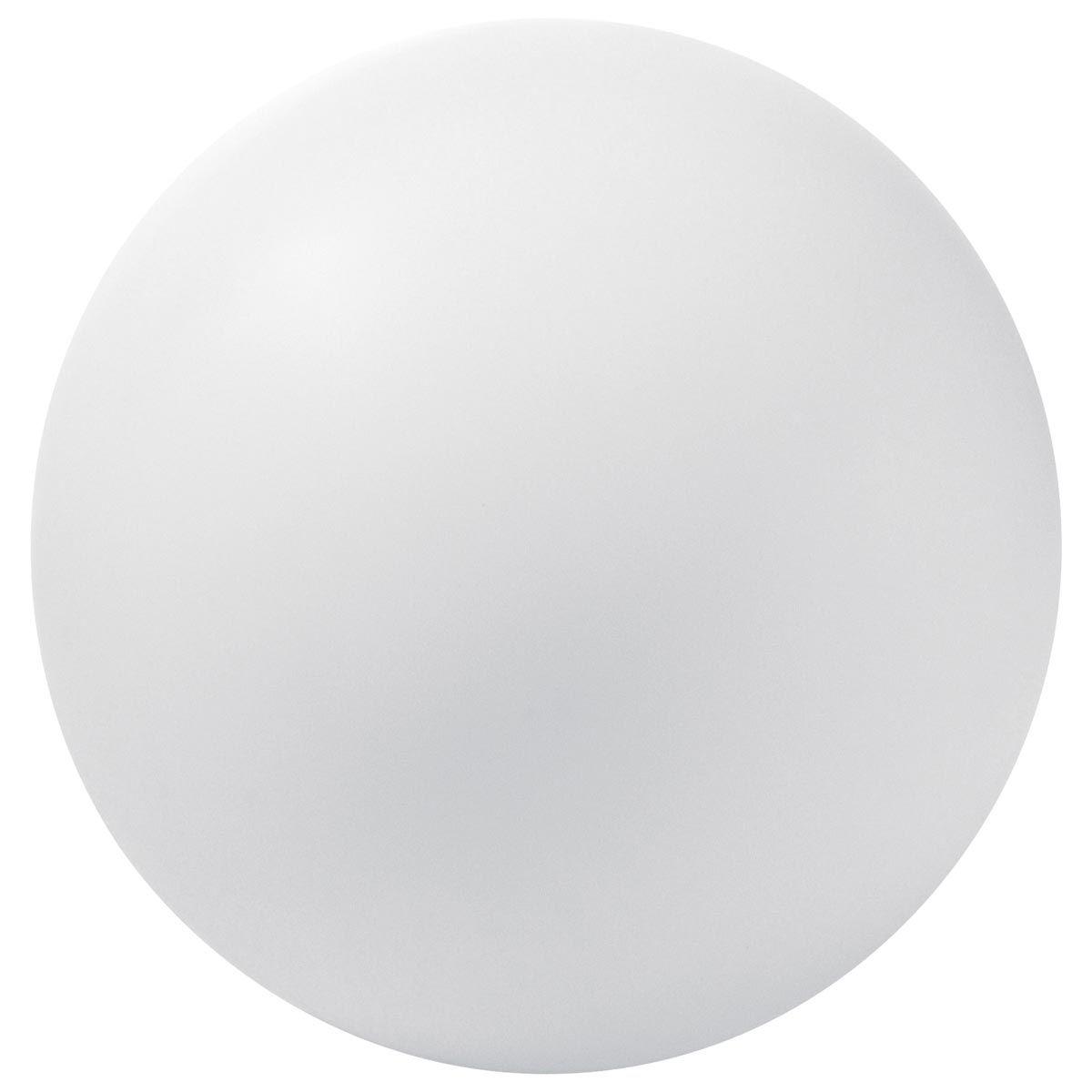Boule lumineuse muticolore D 50 cm
