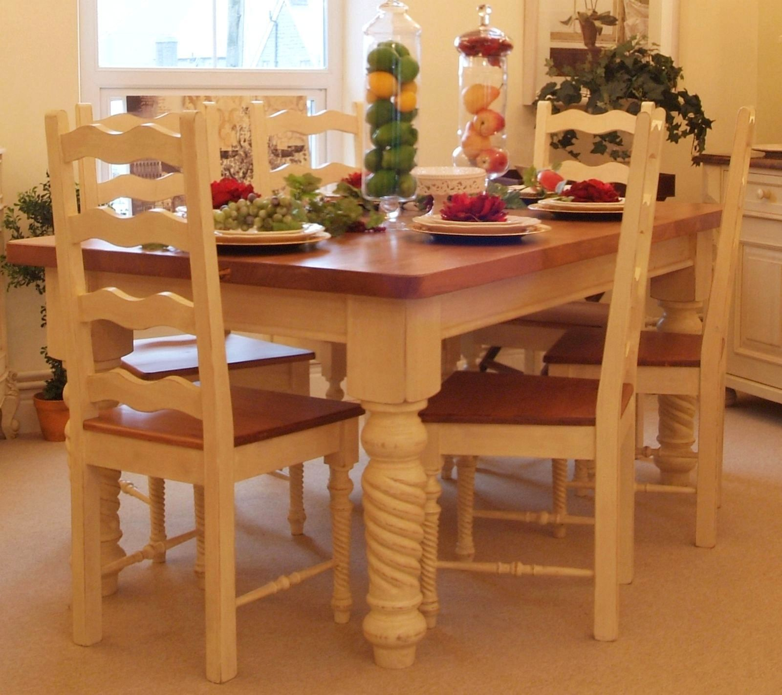 Kitchen Set Table And Chairs 17 Best Images About Kitchen Table On Pinterest Paint French