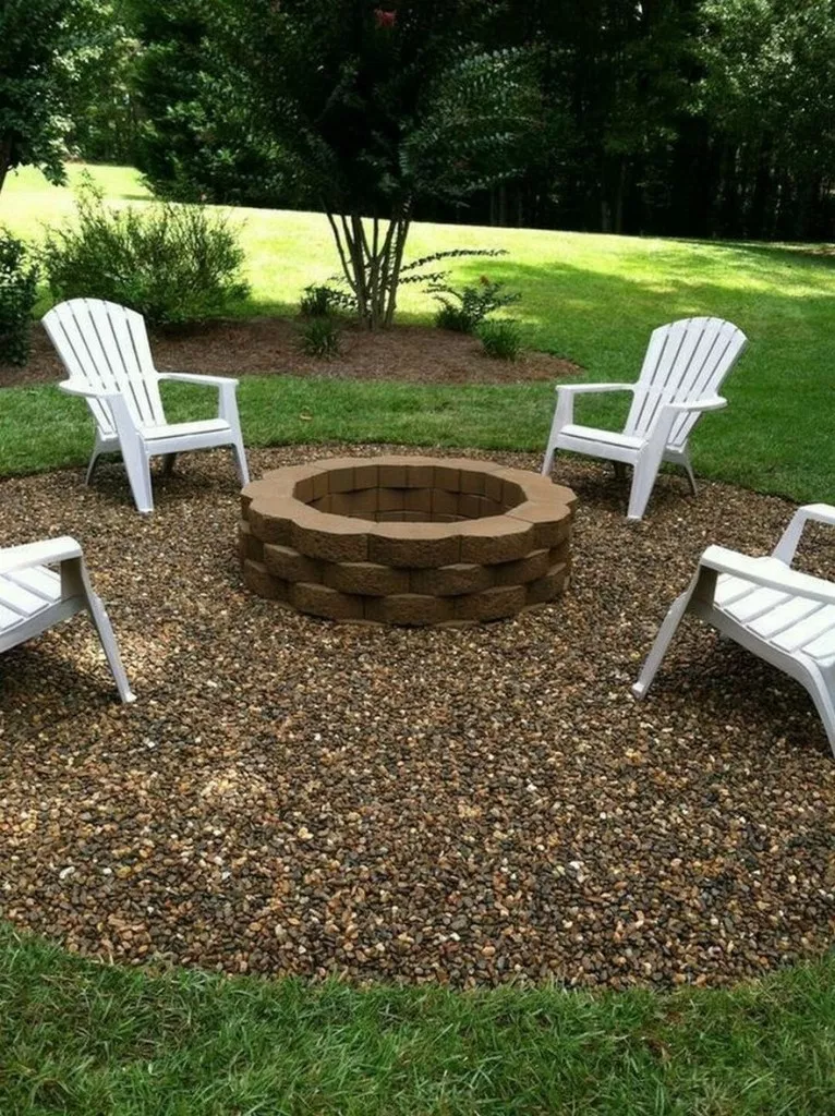 Photo of ✔33 creative fire pit for your backyard landscaping ideas 9 ~ aacmm.com