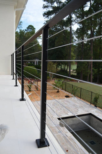 Customize Your Clearview 174 Railing System By Enjoying The