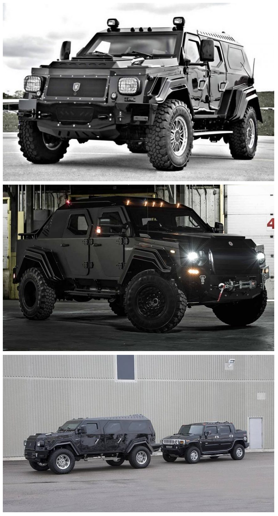 Knight Xv The World S Most Luxurious Armored Vehicle 629 000