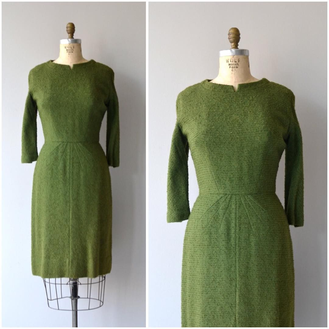 NEW! 1950s Inverness dress • medium