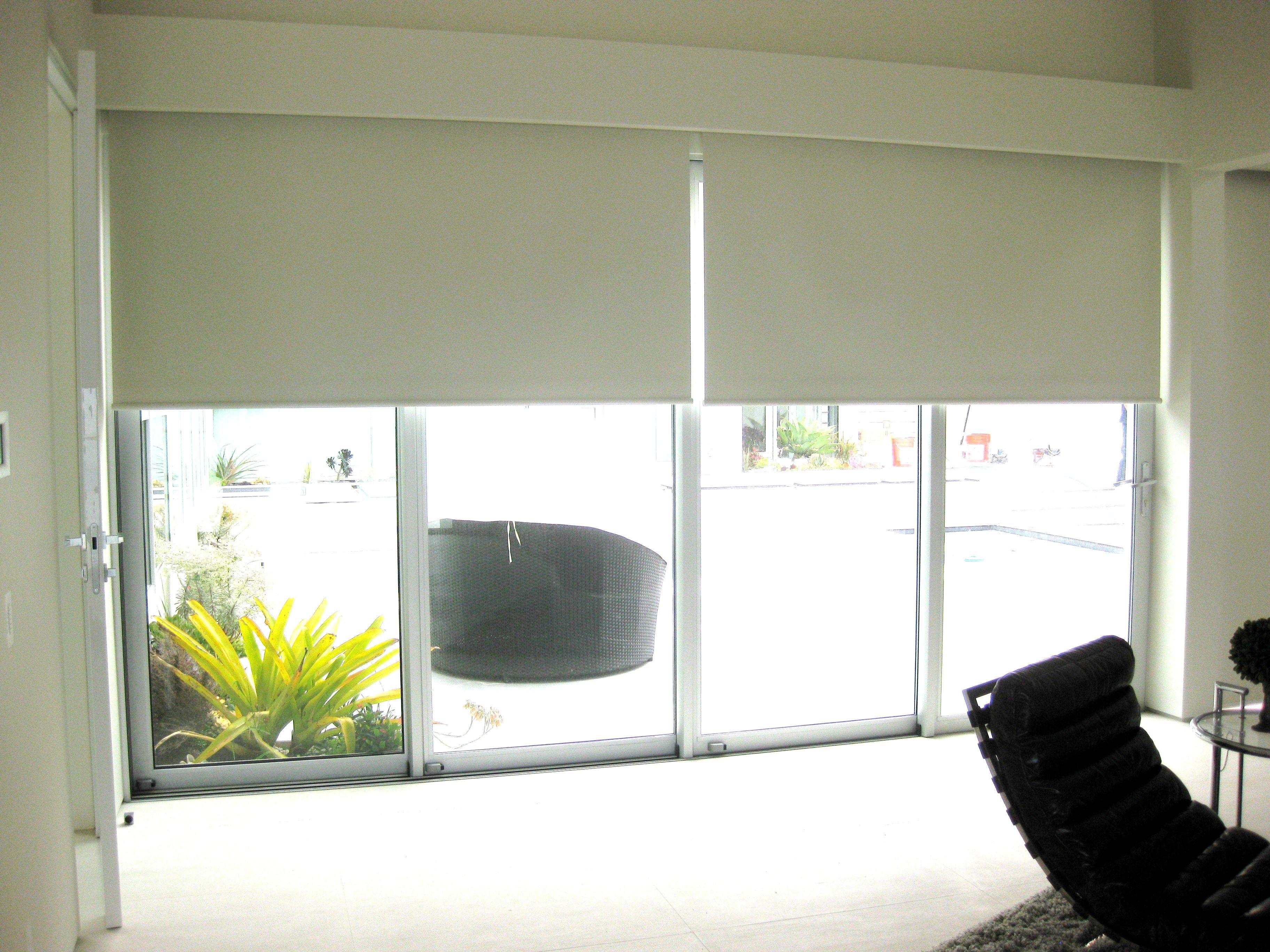 OC Window Shades Blackout Roller Shades