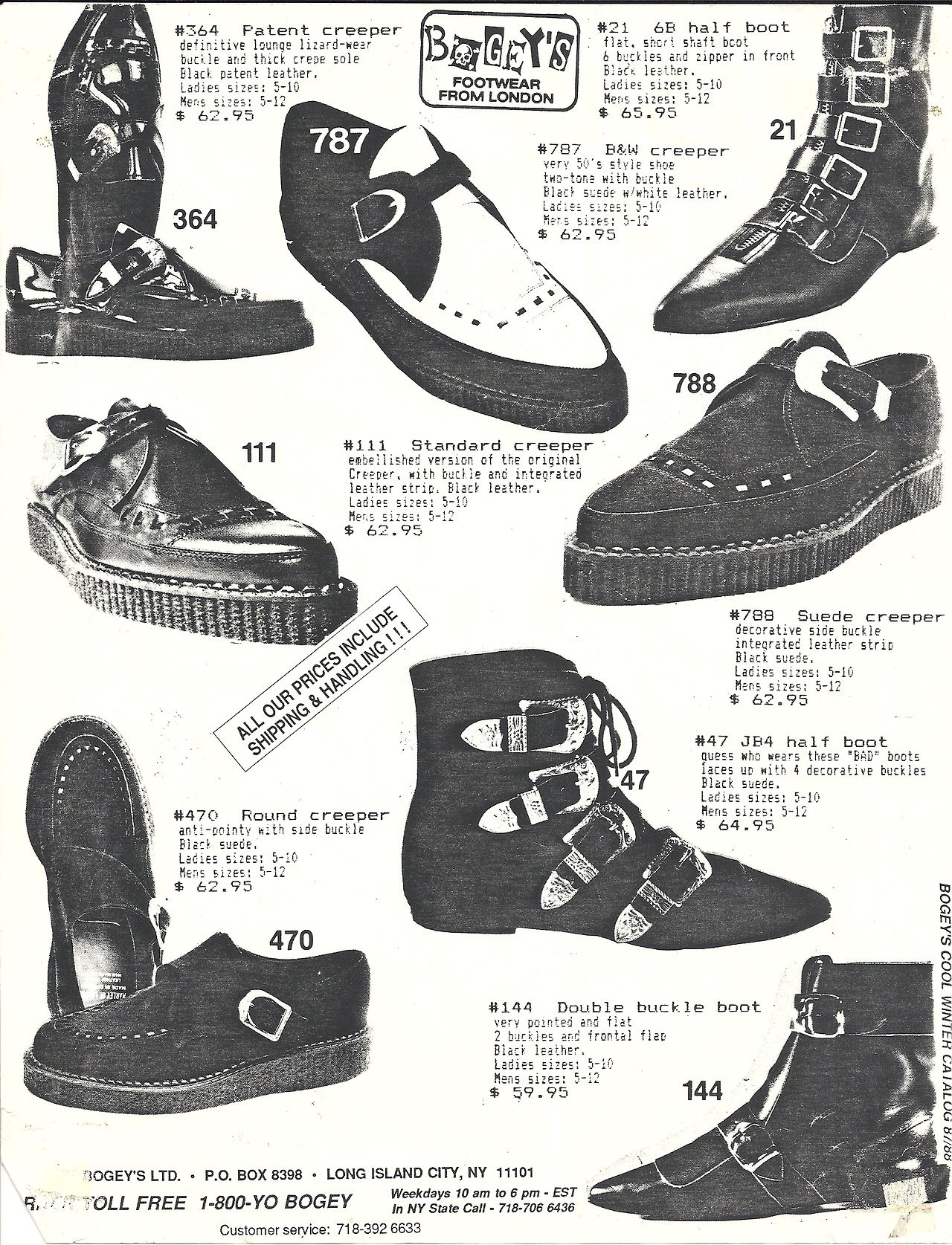 80s shoes - Creepers, winklepickers. I still have some of ...