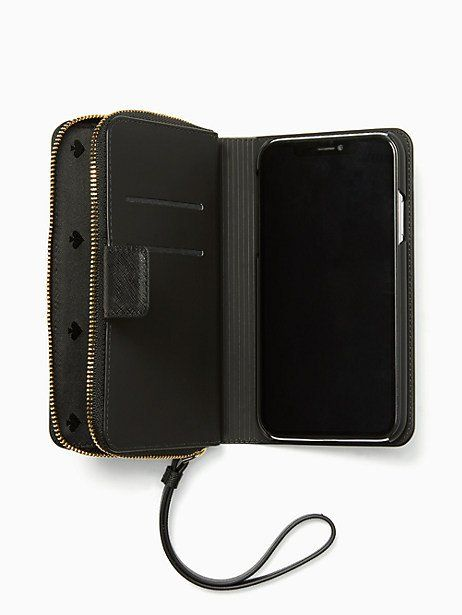 16619087f8e2 Cameron iphone xr zip wristlet | Products | Zip around wallet ...
