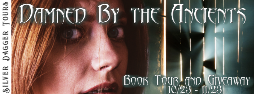 Damned By the Ancients Book Blast and Giveaway | sweeps | Books