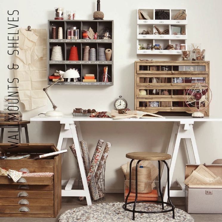 craft room ideas organized and beautiful