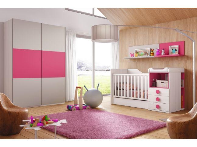 Chambre évolutive bébé Star - GLICERIO bebes Pinterest Bebe