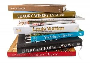 Great Coffee Table Books Stack Of