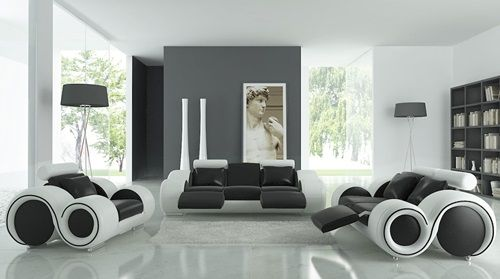 How to decorate a white living room living room decor Pinterest