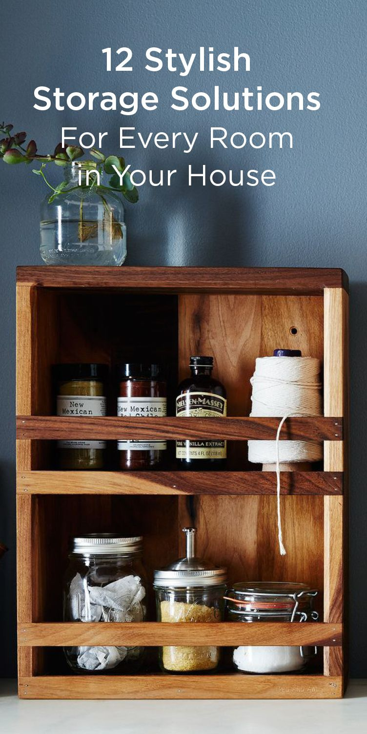 stylish storage solutions for every room in your house diy