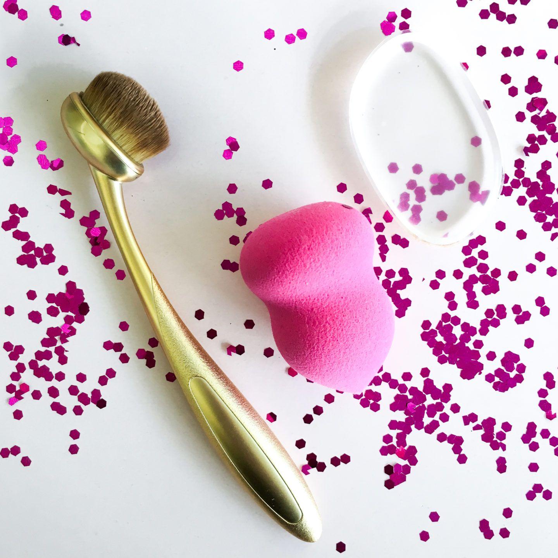 Makeup Applicators Inexpensive makeup brushes, Cheap
