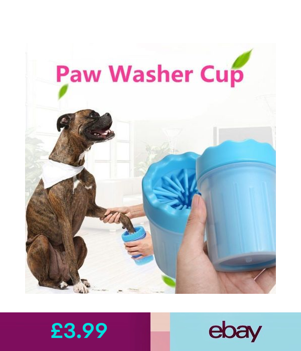 Grooming Portable Pet Paw Plunger Mud Cleaner Washer Mudbuster Dog Cat Pet Paw Cleaner Ebay Home Garden Pet Paws Paw Cleaner Dog Cat
