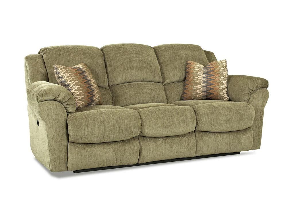 Klaussner Living Room Arden Reclining Sofa 55103 RS   Klaussner Home  Furnishings   Asheboro, North