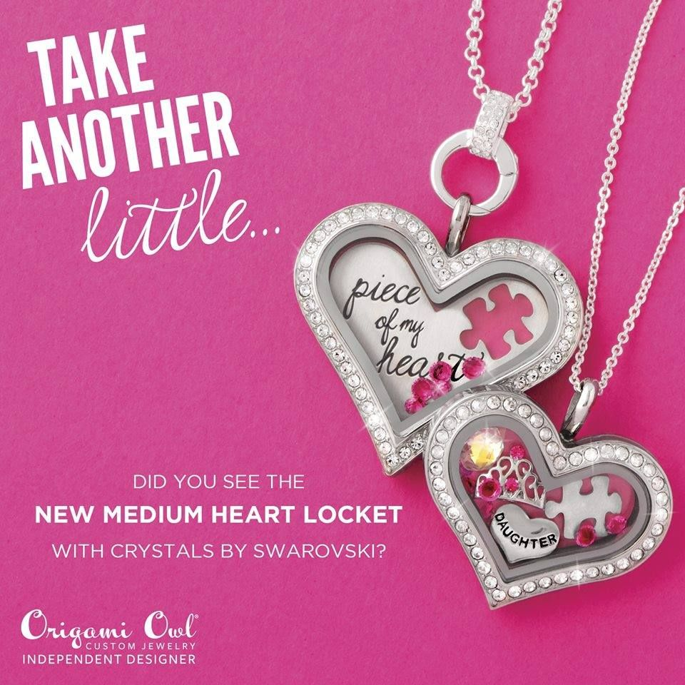 Amazing motherdaughter locket set from origami owl check out amazing motherdaughter locket set from origami owl check out the new medium jeuxipadfo Images