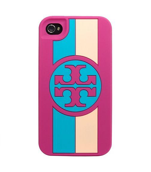 Rosyln Logo Stripe Silicone Phone Case | Womens Tech Accessories |