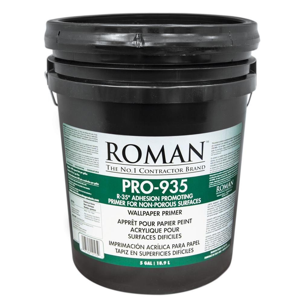 Pro 935 R 35 5 Gal Difficult Surfaces Primer Milky White Primer Wall Primer Paint Primer