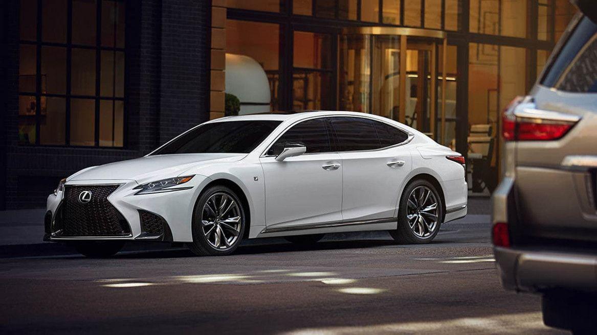 2020 Lexus Ls In 2020 Lexus Ls Luxury Sedan Lexus