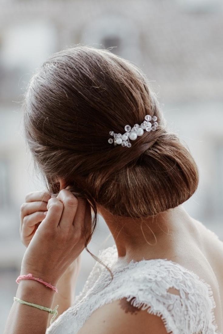 Pin em Penteados noiva