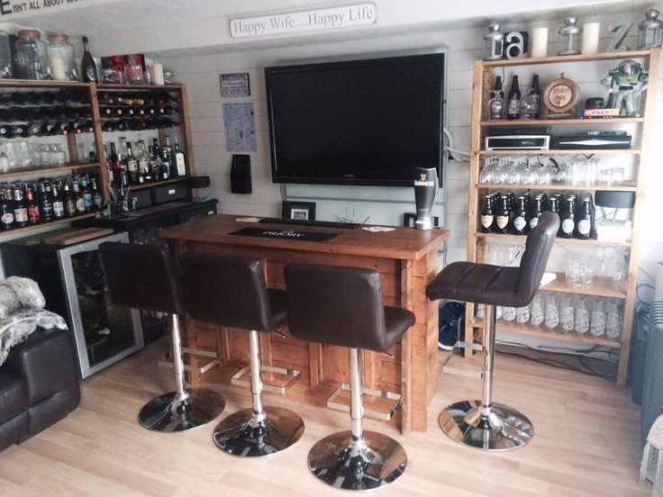 Image Result For Summer House Bar Ideas Bars For Home Home Bar Designs Man Cave Home Bar
