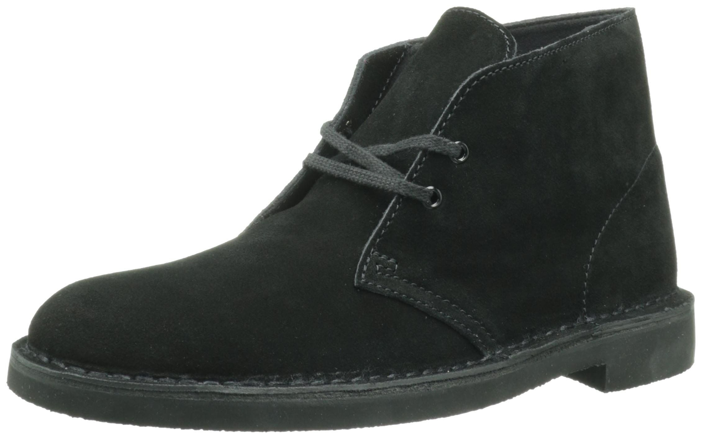 Clarks Mens Bushacre 2 Desert Boot,Beeswax Leather,9.5 M Us