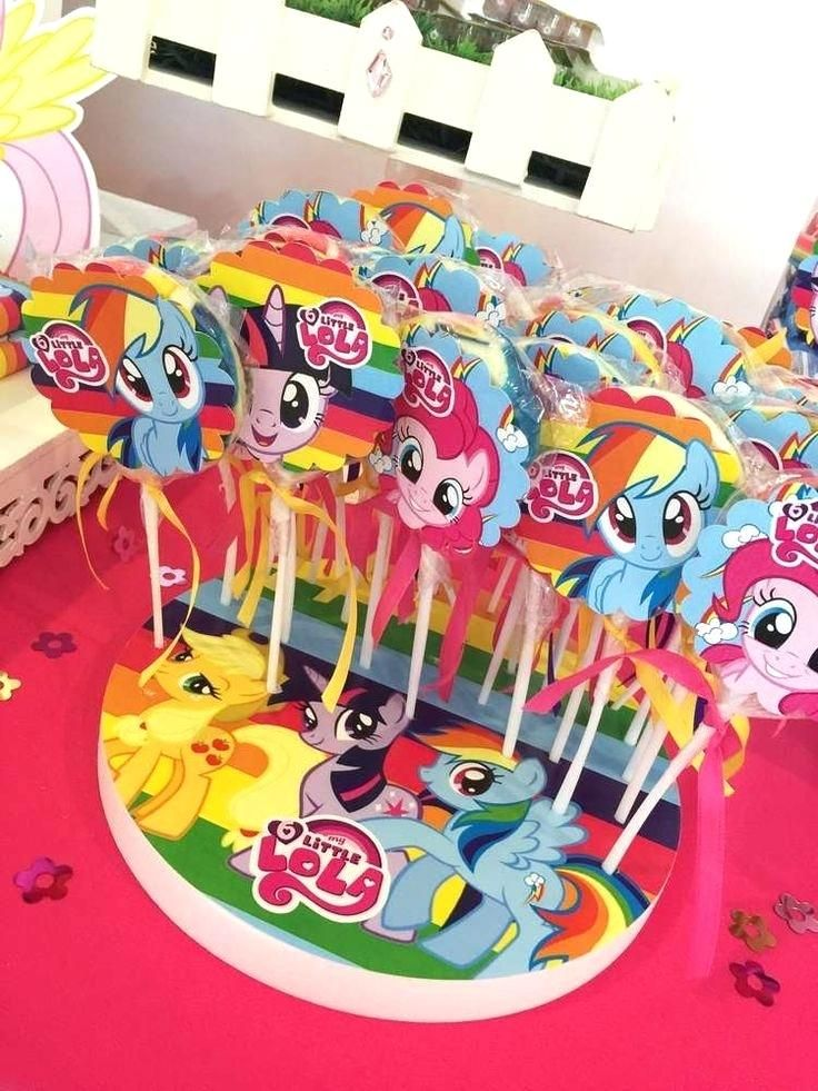 Awesome My Little Pony Decoration My Little Pony Birthday Party