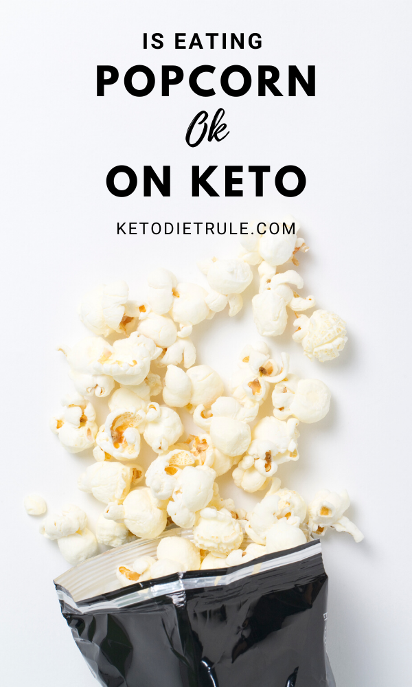 Is Popcorn Keto? Learn If You Can Eat Popcorn On Keto