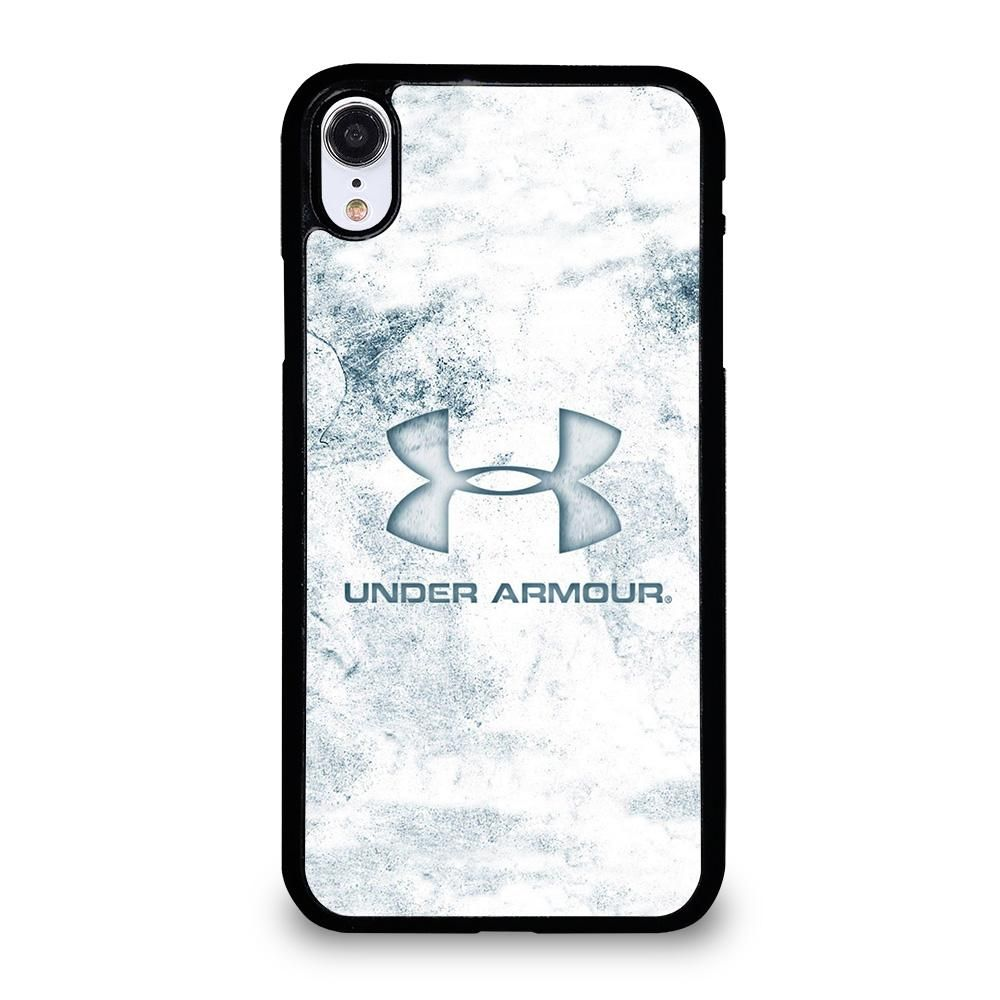 sale retailer 0d3dd 25d29 UNDER ARMOUR ICE LOGO iPhone XR Case Cover di 2019 | iPhone XR